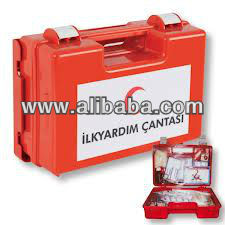 Emergency First Aid Kits ABS Wall Mounted For Home and Offices