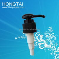 Hand Wash Screw Lotion pump cheap liquid soap dispensers for car 24/410 28/400