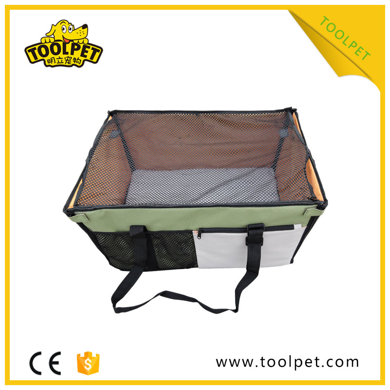 Good design Hot sell pet car box dog crates transport cage