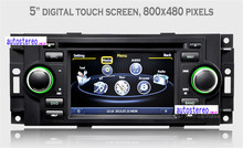 car Stereo for Chrysler 300C PT Cruiser Autoradio car GPS Navigaiton Headunit Multimedia