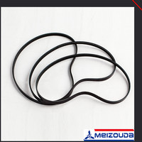 Cheap price high fexibility ribbed v belt car