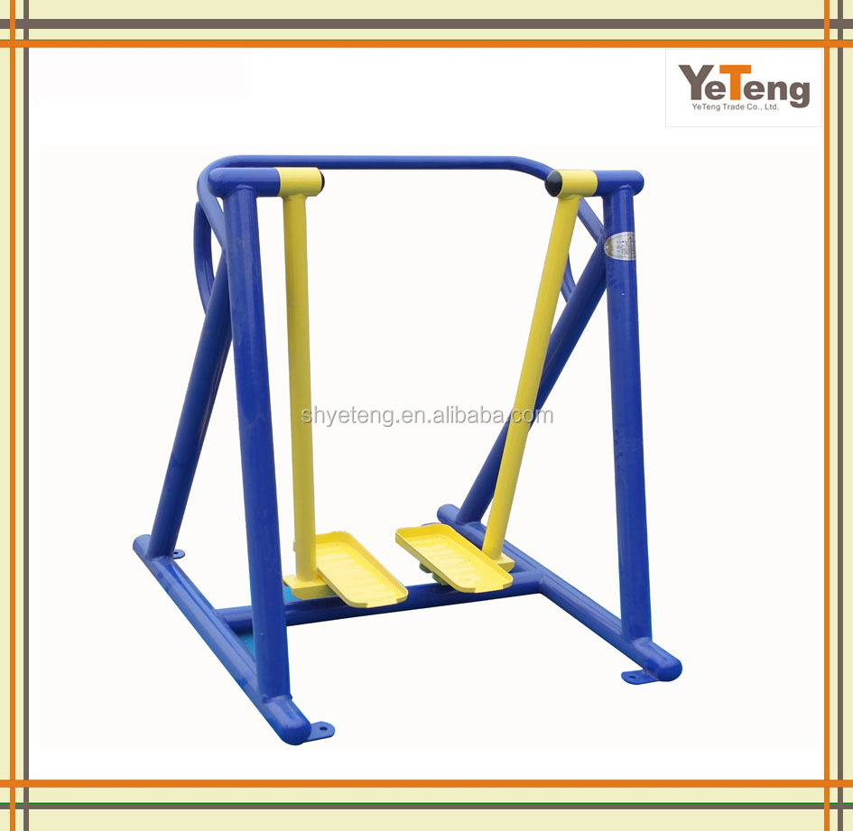 Galvanized Steel Outdoor Fitness Equipment for Park and Community