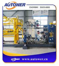 function customized LNG loading/unloading skid-mounted system