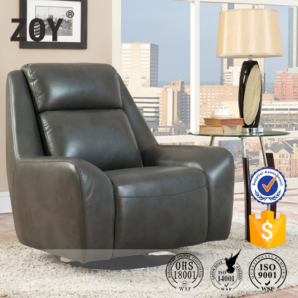 Modern Design Single Seat Swivel Sofa Chair leather air chair living room