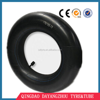 factory offer truck tire inner tube and flap (1200R20)dongah brand