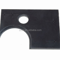 Escalator Parts Handrail Inlet Cover 180x131