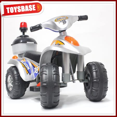 Baby ride on battery charger toy motorcycle