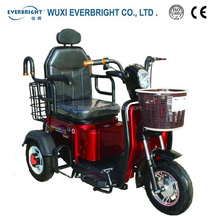 adult small electric recreational tricycle for handicapped and disabled