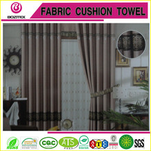 fabric curtain wholesale ,embossed fabric, polyester curtain fabric
