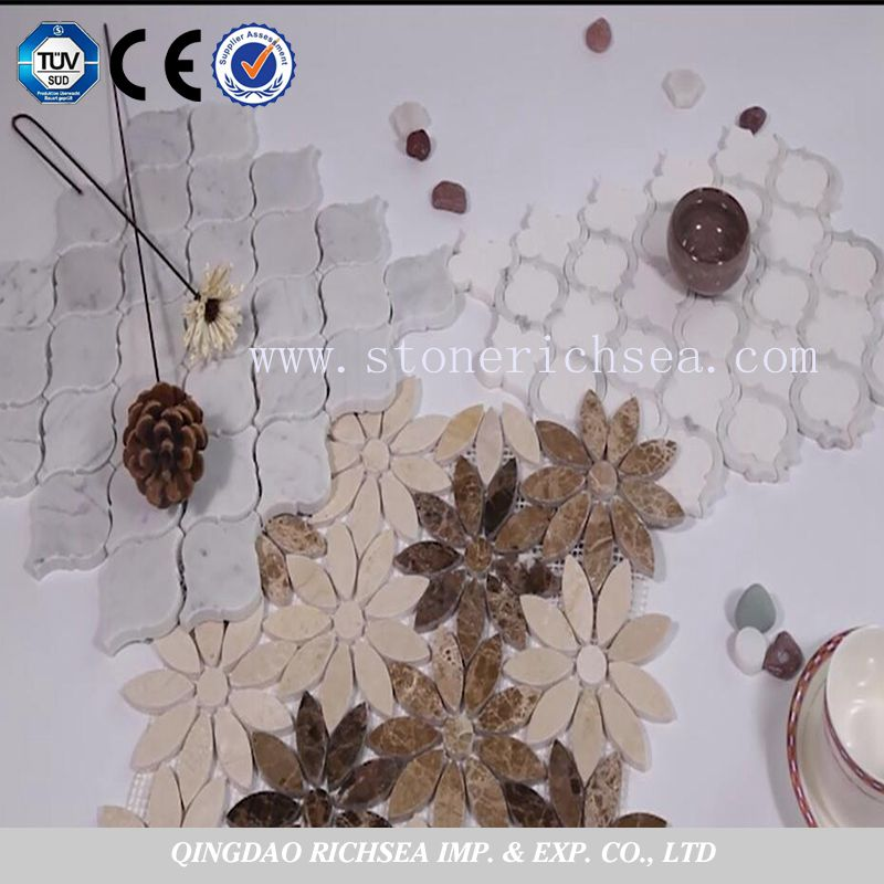 High Quality Marble Mosaic For Wall Tiles