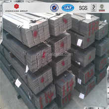 China steel flat with prime S235jr grade and competitive price list