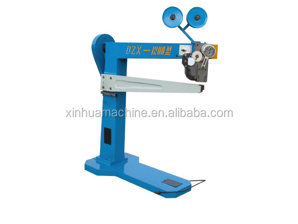 Carton Stapler/stapling machine for corrugated cardboard