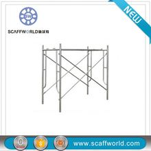 construction mobile platform heavy duty framework type scaffold ( Real Factory in China )