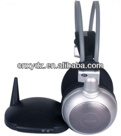 2013 Bass custom design wireless headphone transmitter receiver