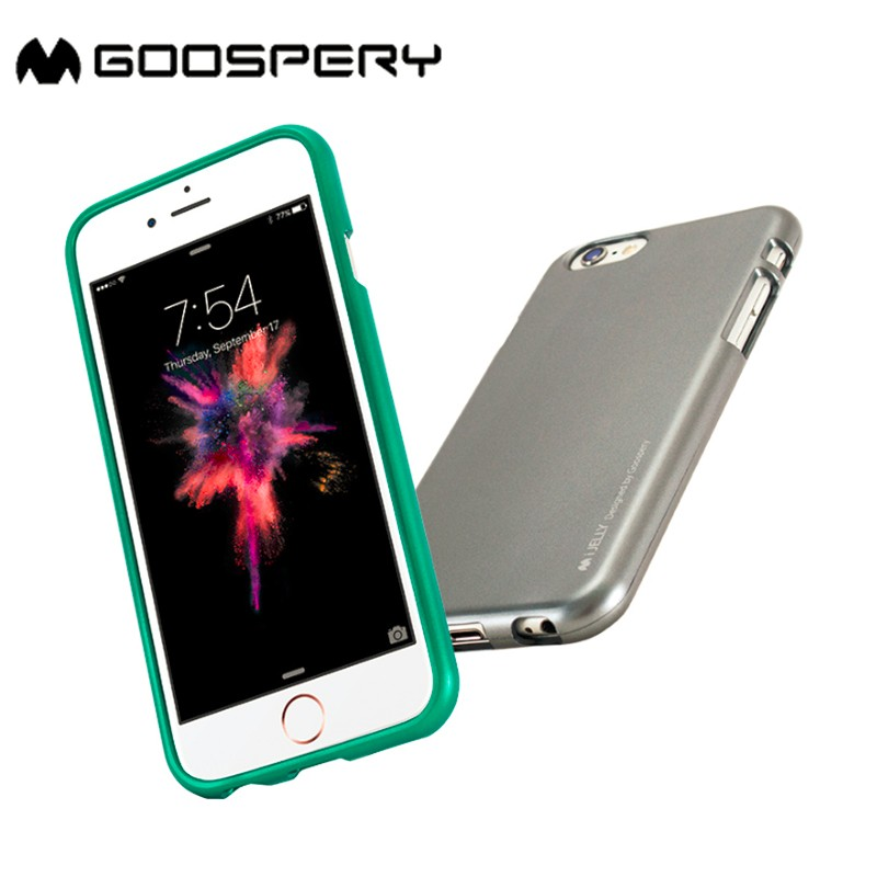 New year promotion Mercury Goospery I Jelly phone case For galaxy A3 2017
