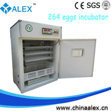 2014 Top selling chicken eggs incubators and hatchers best price quail egg incubator for hot selling AI-264