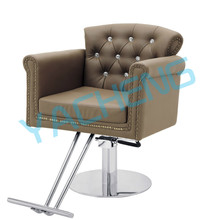 new design durable barber chair for sale salon furniture