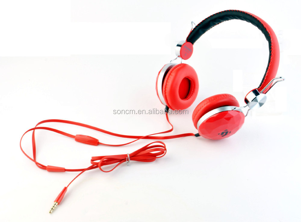 2015 China products electronics promotional headphones for phone accessory IP278