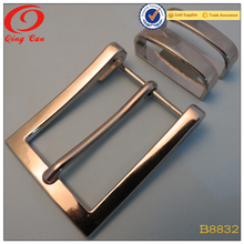 35mm women square wholesale metal pin buckle for belt