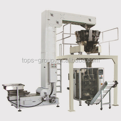 Nuts Seeds Packing Machine into Pouch