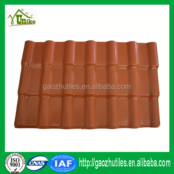 Looking for agents to distribute PVC roof tile roof for poultry house