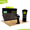Best Sale Easily Set Up Exhibits Tension Fabric Display Stand Booth