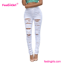Jean Trousers Feelingirls Skinny Kevlar Jean
