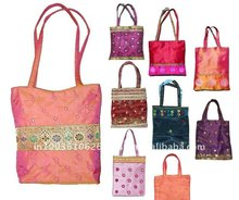 Stylish Sari Handbags