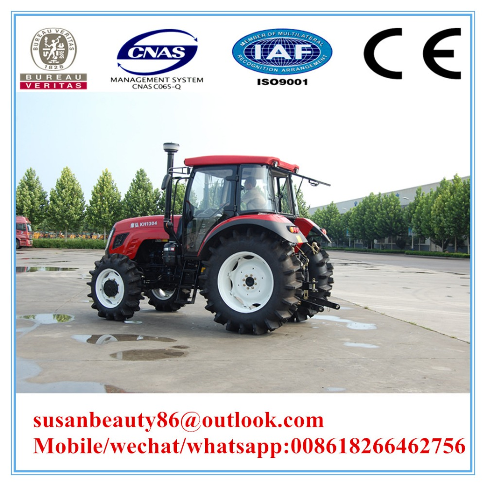 130 hp 4wd tractor 3 point hitch mini trencher for sale