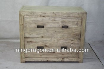 Chinse antique furniture wooden colour recycle solid wood cabinet