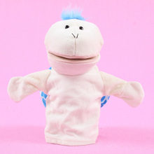 puppets hand for kids gifts white tortoise babt hand toy pink puppet