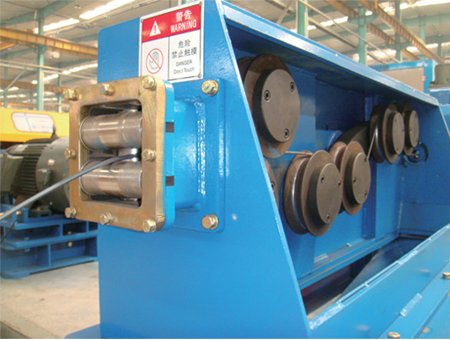 wire cold rolling machineLZ-12