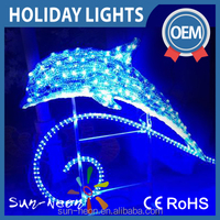 Buy Dolphin outdoor led christmas lights in China on Alibaba.com