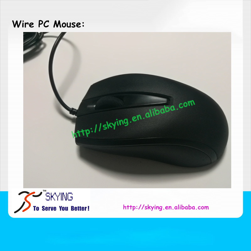 Wired Mouse USB DPI 1600 1200 for Laptop And Computer