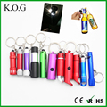 Mini Keychain Flashlights with Whistle and Bottle Opener,LED keychain Lights