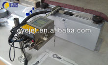 Portable makring solution/small character inkjet system/High-resolution ink jet printer