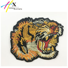 wholesale Iron On Embroidered Chinese Pain Applique Patches For Clothing