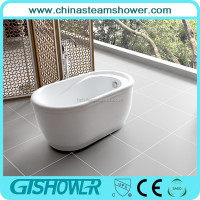 52 inch Short Bathtub