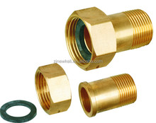 Brass Water Meter Connector/brass fittings/brass coupling