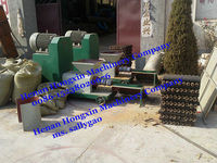 energy saving wood charcoal briquette making machine