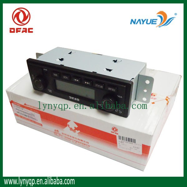 Dongfeng truck parts Car Radio 3775050-Q17534 for sale