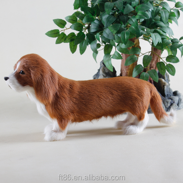 animated realistic plush toy hush puppies