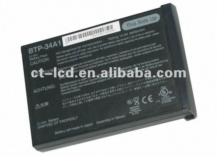 Laptop Batteries For Acer Replace 34A1