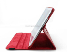 Rotatable Flip Leather Case for iPad Air 2 with stand