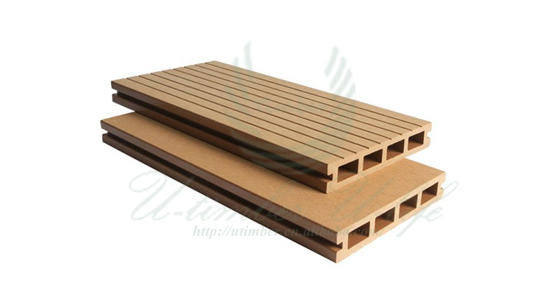 great quality of wpc composite decking tile from china