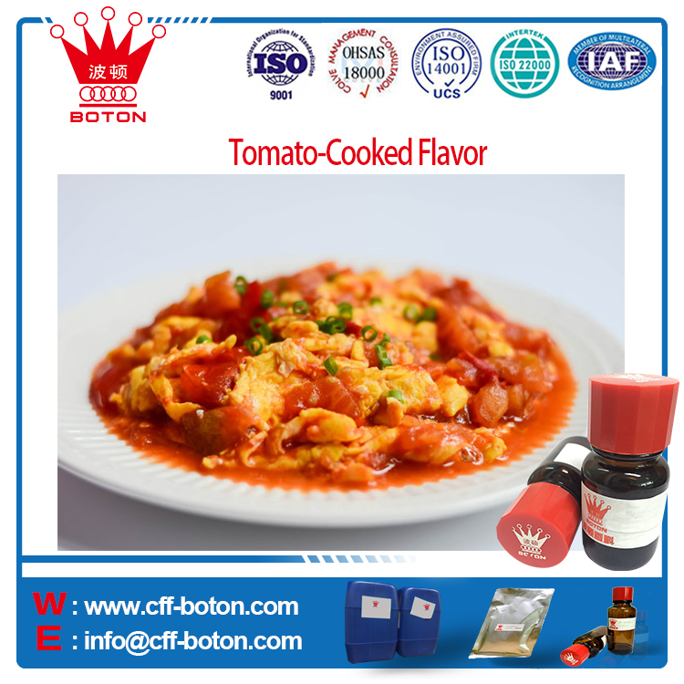 Tomato-Cooked Flavor