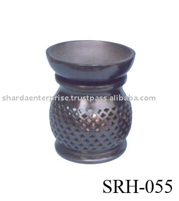 Soapstone Oil Burners, Aroma Diffusers