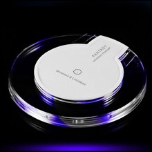 2018 New Product Universal Micro Usb Charger Cell Phone Qi Wireless Charger
