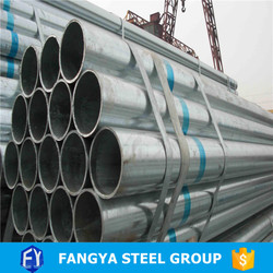 competitive price ! galvanized pipe cleaning chemical fertilizer galvanized steel pipe