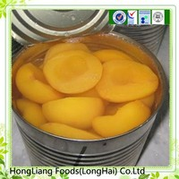 Fresh fruit hot sale low price canned products